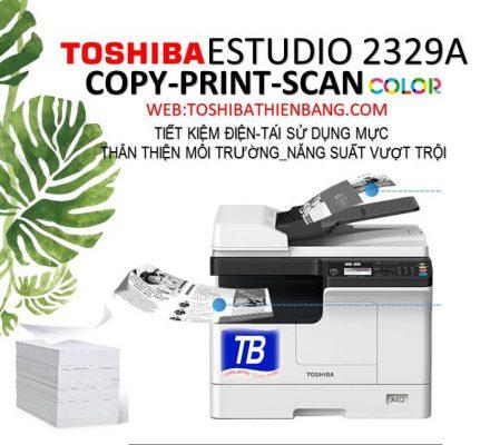may photocopy toshiba E2329A